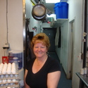 Our Wonderful Kitchen Helper Josie Joined in 2013.