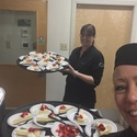 Selfie Catering Girls